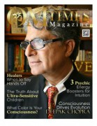 3 Psychic Energy Boosters for Intuition - COVER STORY by Lisa K.