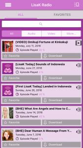 Lisak Radio App