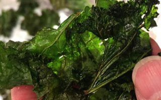 How to Make Yummy Kale Chips