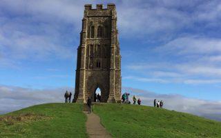 Glastonbury Tor, UK - St. Michael, Myths and Legends