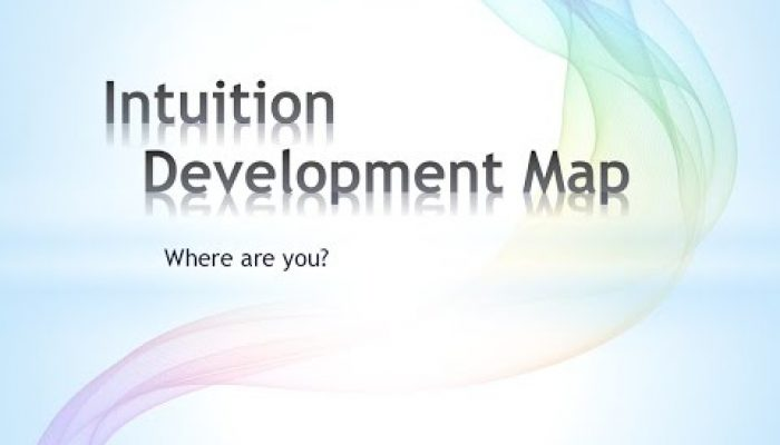 Where are you on the intuition development map?