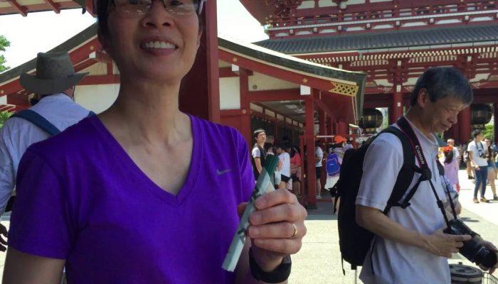 Incense and Prayers at Sensoji Temple, Tokyo, Japan